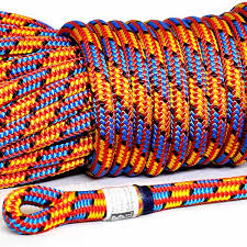 Yale Blue Tongue Rope Eyespliced